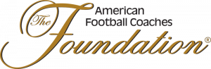 The American Football Coaches Foundation Logo