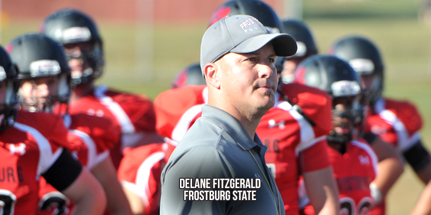 D3 Coaches Poll - Frostburg State - WP Wk