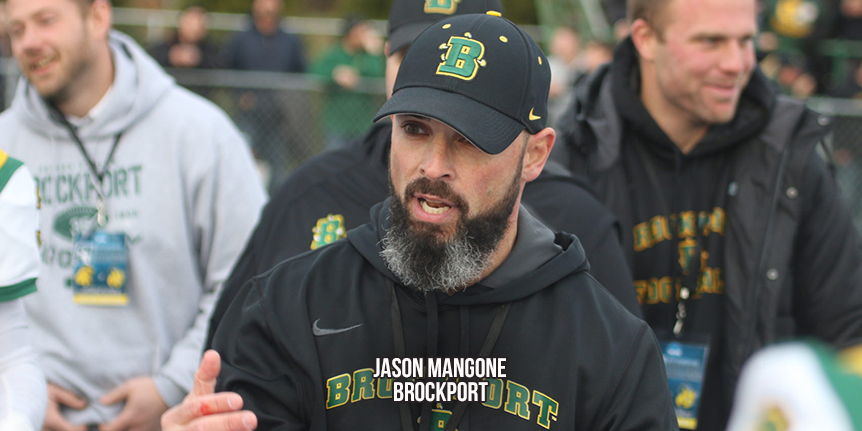 D3 Coaches Poll - Brockport - WP Wk8