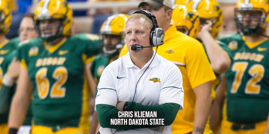 FCS Coaches Poll - North Dakota State - WP Wk5