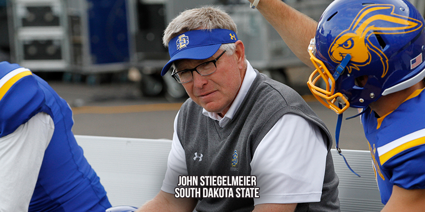 FCS Coaches Poll - South Dakota State - WP Wk9