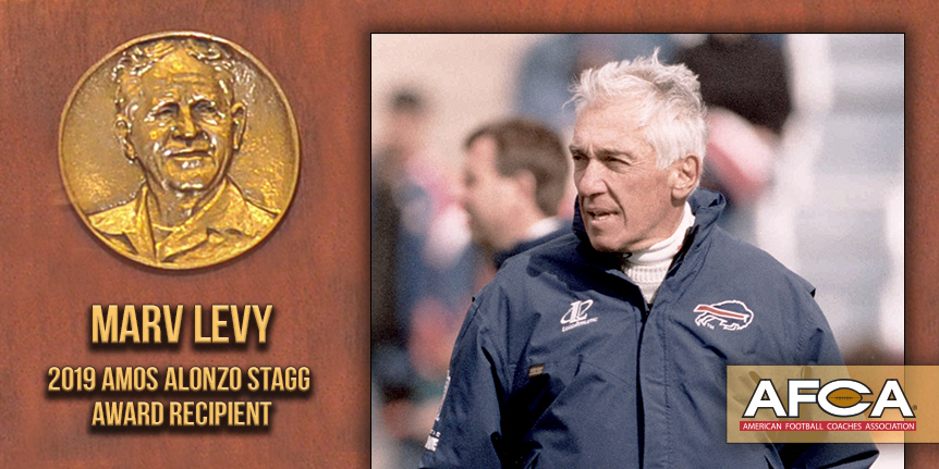 2019 Stagg Award - WP - Levy