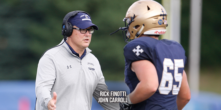 D3 Coaches Poll - John Carroll - WP Wk11