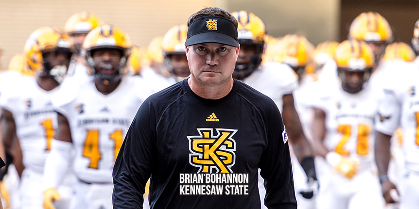 FCS Coaches Poll - Kennesaw State - WP Wk12