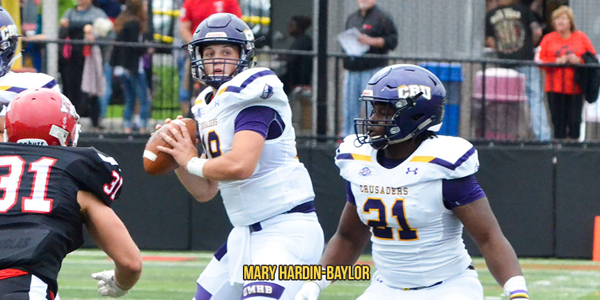 D3 Coaches Poll - Mary Hardin-Baylor - WP Final
