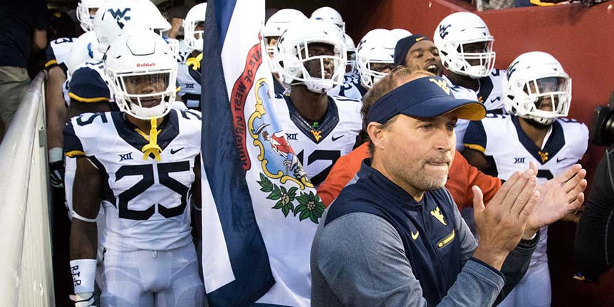 Dana Holgorsen - Preview - WP