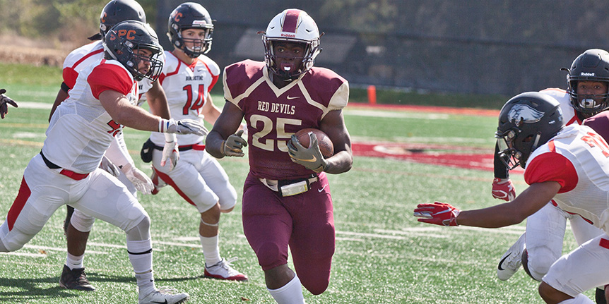 Division III Coaches' All-America Teams - Le'Anthony Reasnover-Eureka - WP