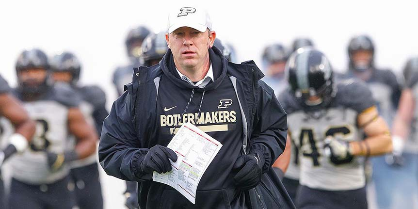 Jeff Brohm - Preview - WP
