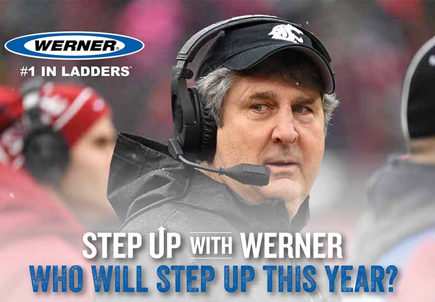 Mike Leach - Werner Ladder Release WP