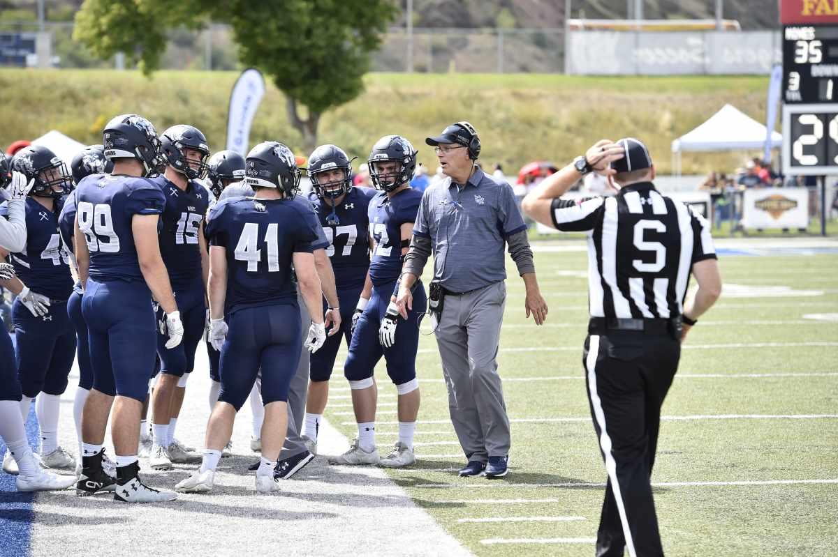 Colorado School Of Mines - Coaches Poll - Top 25