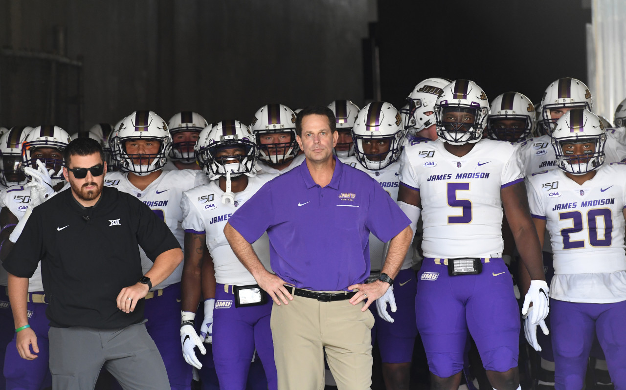 James Madison - FCS Coaches Top 25 Poll