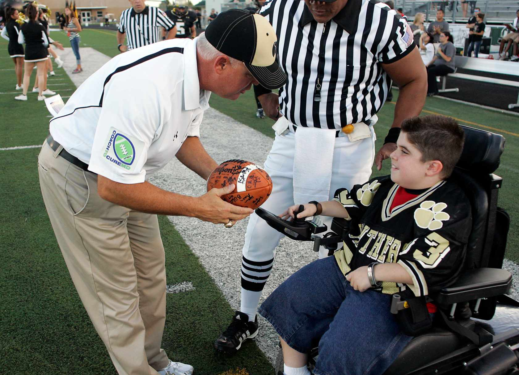 13th Annual Coach To Cure MD Presented By Werner Ladder Returns November 14th & 15th